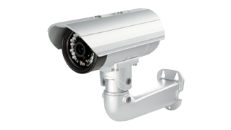Web hosting CCTV security