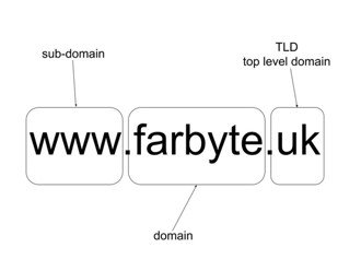 Domains name format example
